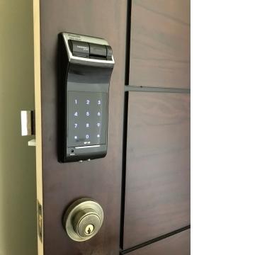 GATEMAN指紋門鎖 WF-20 密碼電子鎖