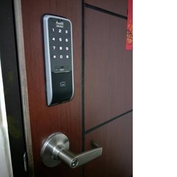台南GATEMAN電子鎖 感應門鎖 WE-40 密碼鎖 電子鎖專賣店