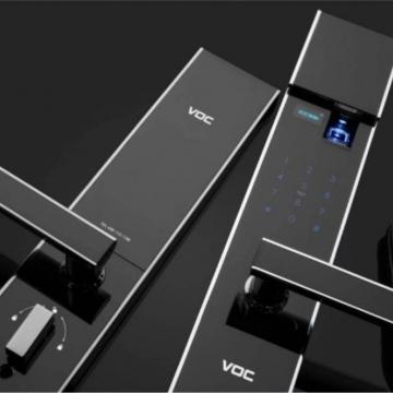 VOC電子鎖RX8108大門電子鎖 指紋鎖 0800-000-420