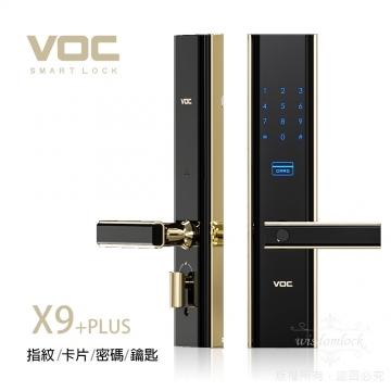 2019 台中VOC電子鎖X9+PLUS 陶瓷指紋辨識模組 04-2222-0906